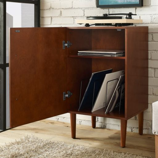 Everett Record Player Table