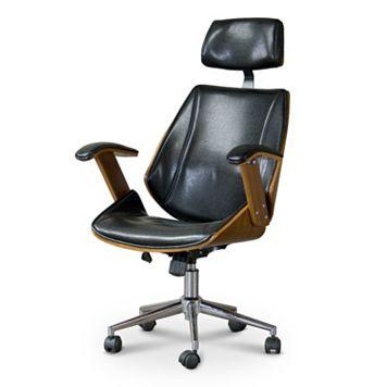 Baxton Studio Hamilton Office Chair