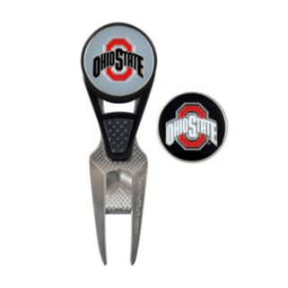 Team Effort Ohio State Buckeyes CVX Ball Mark Divot Repair Tool