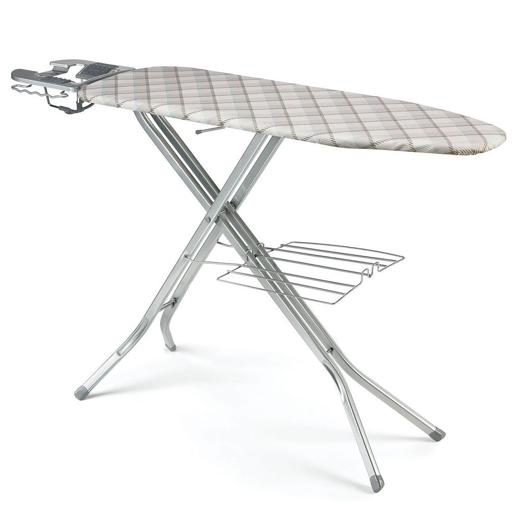 Polder Deluxe Ironing Board Station