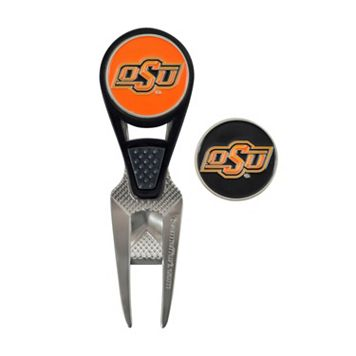 Team Effort Oklahoma State Cowboys CVX Ball Mark Divot Repair Tool
