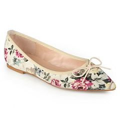 Journee Collection Lena Women's Pointed Ballet Flats
