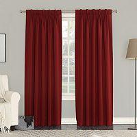 Sun Zero 2-pack Gramercy Room Darkening Curtains