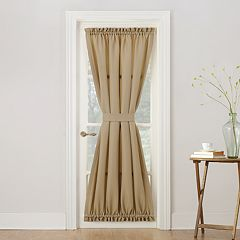 No918 Montego Door Curtain