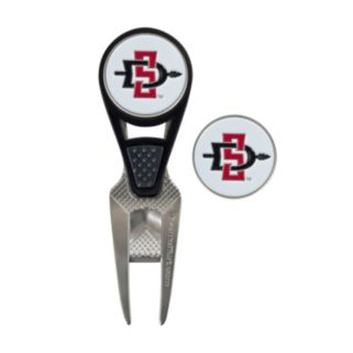 Team Effort San Diego State Aztecs CVX Ball Mark Divot Repair Tool