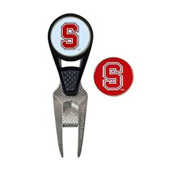Team Effort Stanford Cardinal CVX Ball Mark Divot Repair Tool