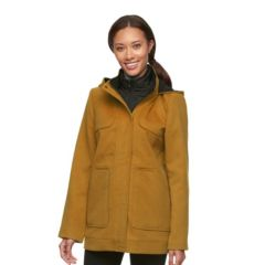 Womens Brown Peacoat Coats & Jackets - Outerwear, Clothing | Kohl's