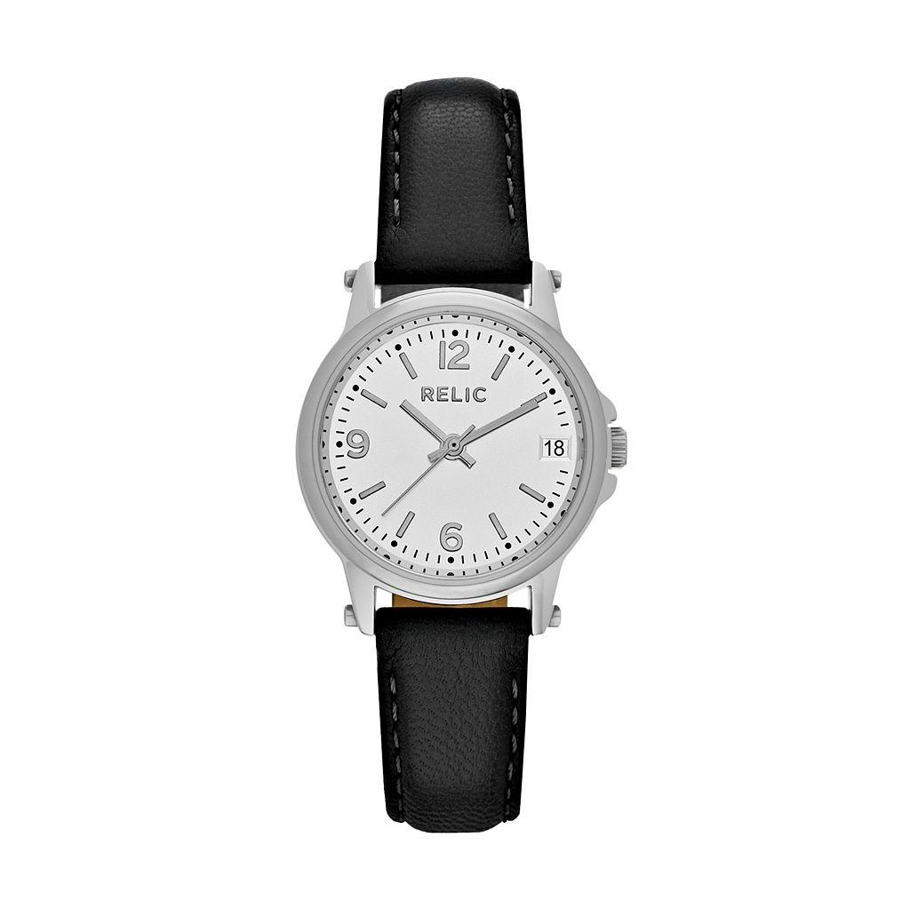 Relic Women's Matilda Leather Watch