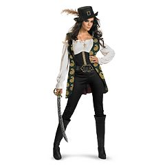 Disney Pirates of the Caribbean 4: On Stranger Tides Angelica Deluxe Costume Adult Plus by