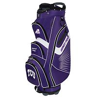 Team Effort TCU Horned Frogs The Bucket II Cooler Cart Golf Bag