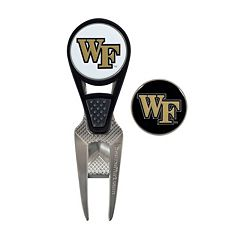 Team Effort Wake Forest Demon Deacons CVX Ball Mark Divot Repair Tool