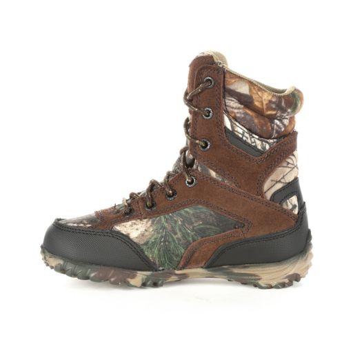 Rocky Realtree Silent Hunter Boys' Waterproof Boots