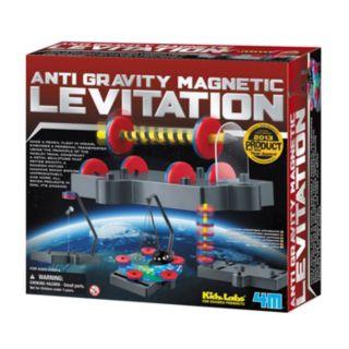 Toysmith 4M Anti-Gravity Magnetic Levitation Science Kit