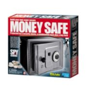Toysmith 4M Spy Science Money Safe