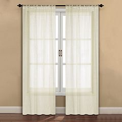 Westgate 2-pack Brooks Window Curtains