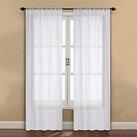 Westgate 2-pack Brooks Window Curtains