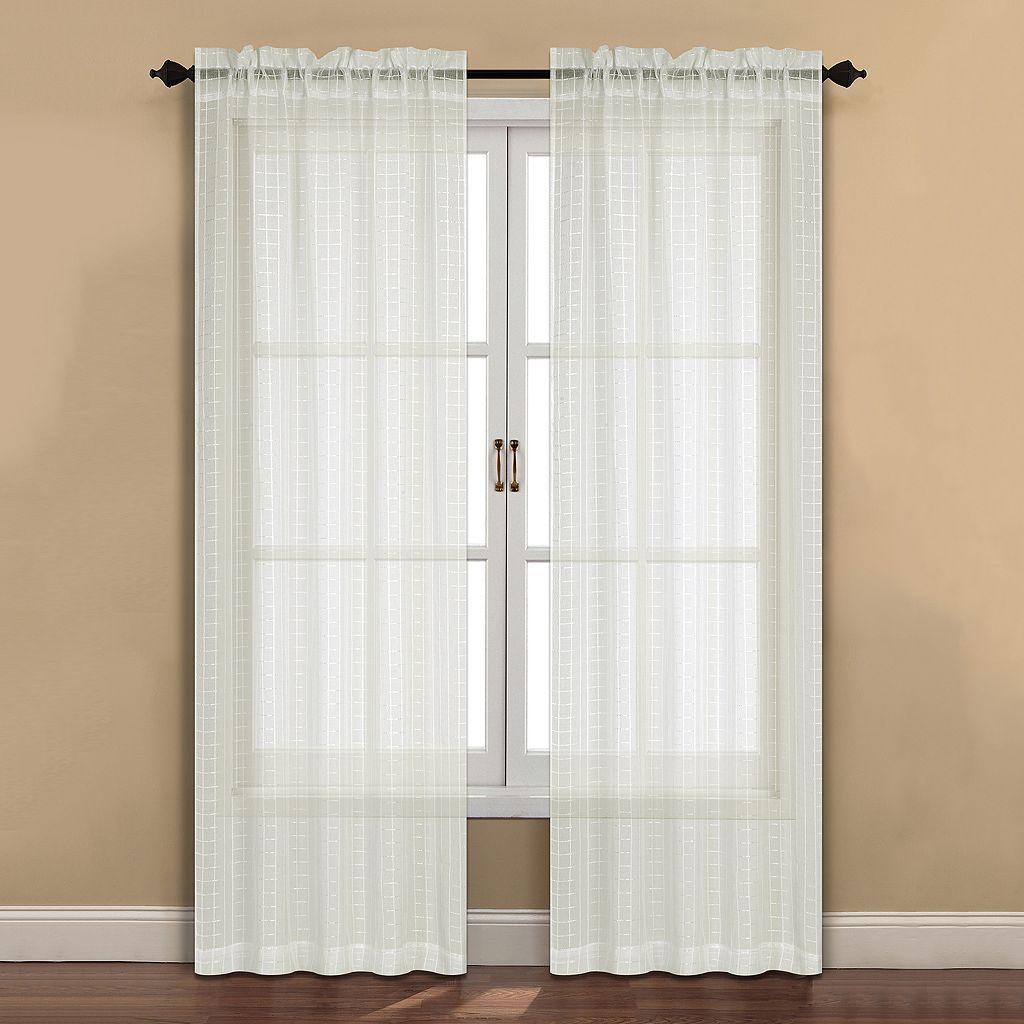 Westgate Maddy Window Curtain Set