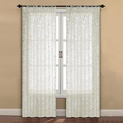 Westgate 2-pack Madrid Window Curtains