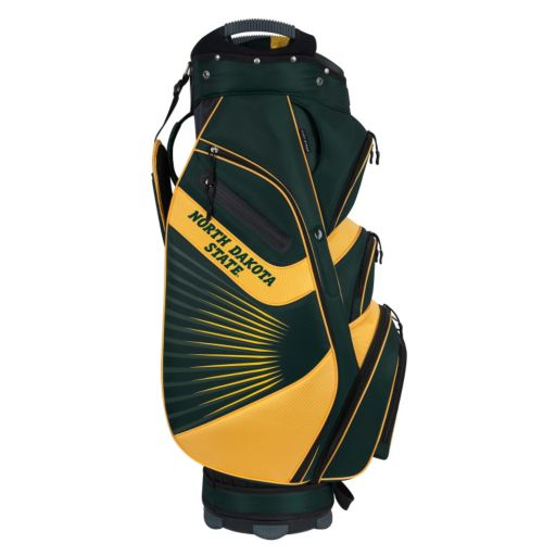 Team Effort North Dakota State Bison The Bucket II Cooler Cart Golf Bag