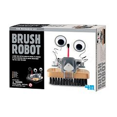 Toysmith 4M Brush Robot Science Kit