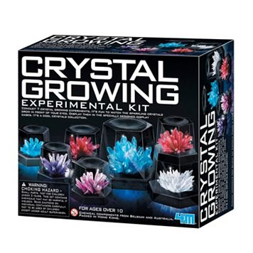 4M Crystal Growing Experiment Science Kit