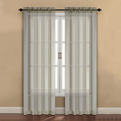 Westgate 2-pack Ella Window Curtains
