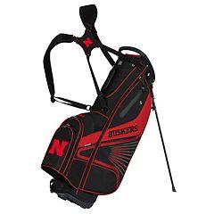 Team Effort Nebraska Cornhuskers Gridiron III Golf Stand Bag