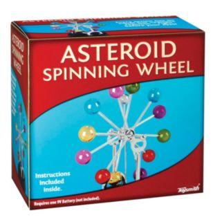 Toysmith Kinetic Asteroid Spinning Wheel Science Kit