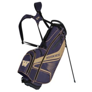 Team Effort Washington Huskies Gridiron III Golf Stand Bag
