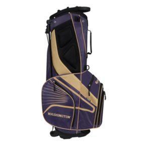 Team Effort Washington Huskies Gridiron III Golf Stand Bag