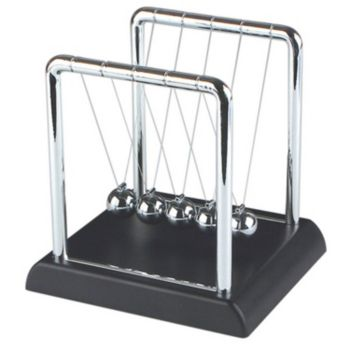 Toysmith Newton's Cradle Physics Toy