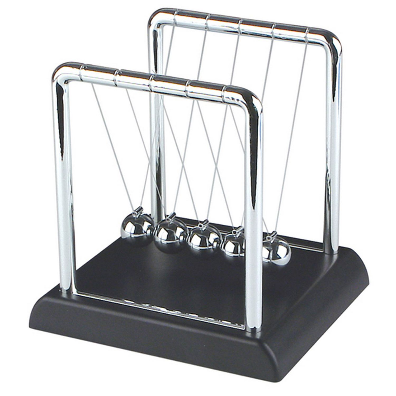 Toysmith Newtonu0027s Cradle Physics Toy