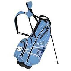 Team Effort North Carolina Tar Heels Gridiron III Golf Stand Bag