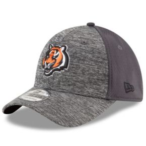 Adult New Era Cincinnati Bengals 39THIRTY Shadowed Fitted Cap
