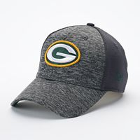 Adult New Era Green Bay Packers 39THIRTY Shadowed Fitted Cap