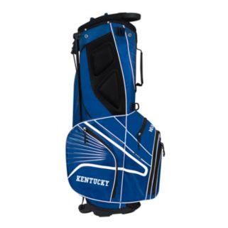 Team Effort Kentucky Wildcats Gridiron III Golf Stand Bag