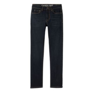 Boys 8-20 Gasoline Stretch Slim-Fit Straight-Leg Jeans