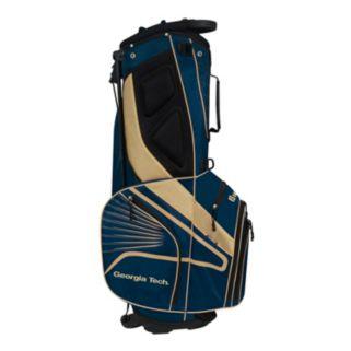 Team Effort Georgia Tech Yellow Jackets Gridiron III Golf Stand Bag