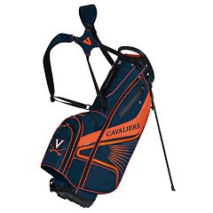 Team Effort Virginia Cavaliers Gridiron III Golf Stand Bag