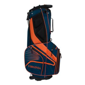 Team Effort Virginia Cavaliers Gridiron III Golf Stand Bag