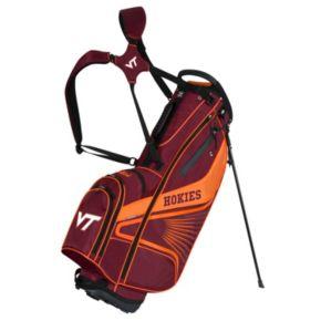 Team Effort Virginia Tech Hokies Gridiron III Golf Stand Bag