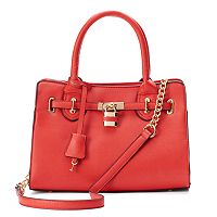 Mellow World Michaela Lock Convertible Satchel