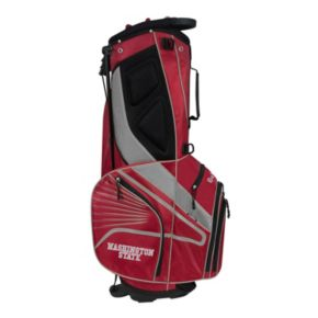 Team Effort Washington State Cougars Gridiron III Golf Stand Bag