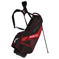Team Effort Cincinnati Bearcats Gridiron III Golf Stand Bag
