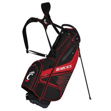 Team Effort Cincinnati Bearcats Gridiron III Golf Stand Bag