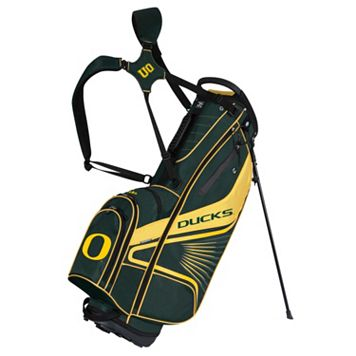 Team Effort Oregon Ducks Gridiron III Golf Stand Bag