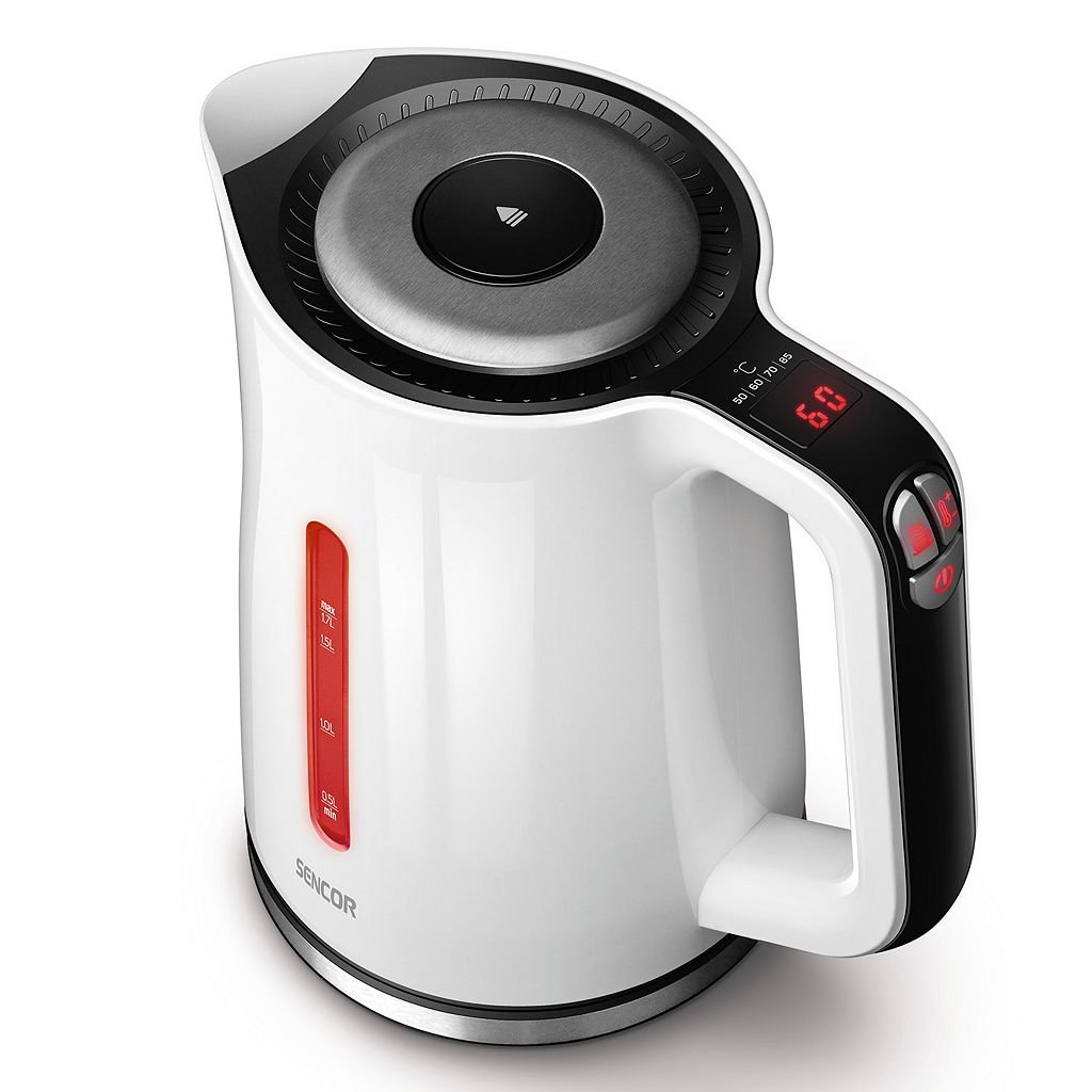 Sencor 1.7-Liter Electric Kettle