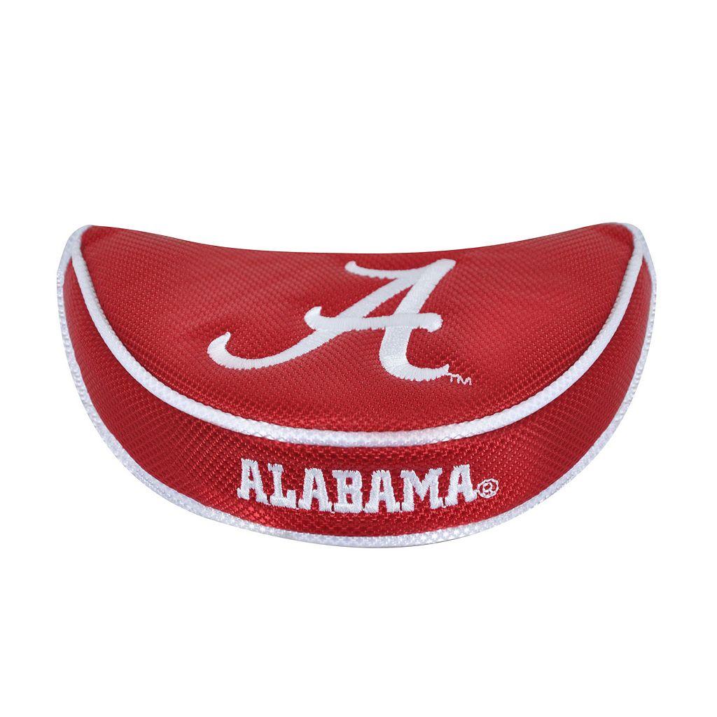 Team Effort Alabama Crimson Tide Mallet Putter Cover