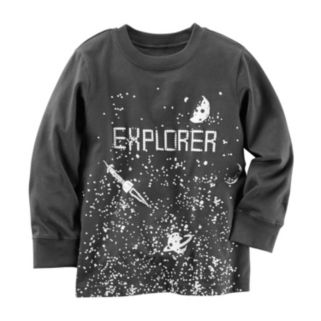 "Baby Boy Carter's ""Explorer"" Space Graphic Tee"
