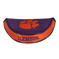 Team Effort Clemson Tigers Mallet Putter Cover
